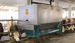 Automatic Feeding Systems